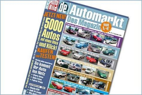 AUTOBILD.DE-AUTOMARKT