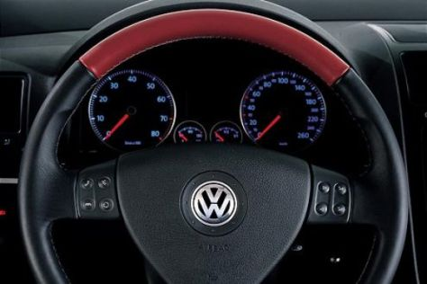 """VW Golf """"50 Jahre Rock"""""""