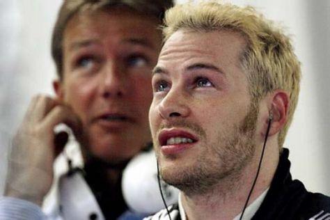Villeneuve zurück in der Formel 1
