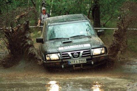 Nissan Off-Road Challenge 2004