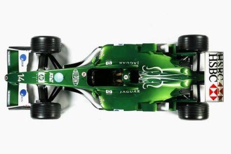 Saison 2005 ohne Jaguar