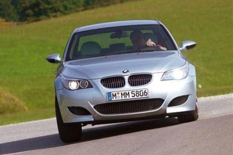 Fahrbericht BMW M5