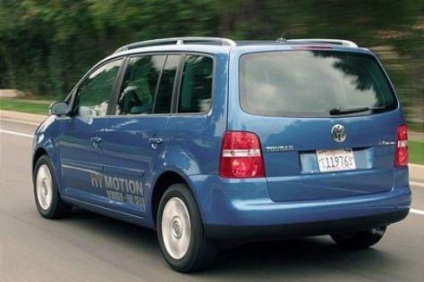 VW Touran HyMotion