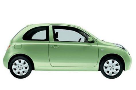 Sondermodell Nissan Micra City