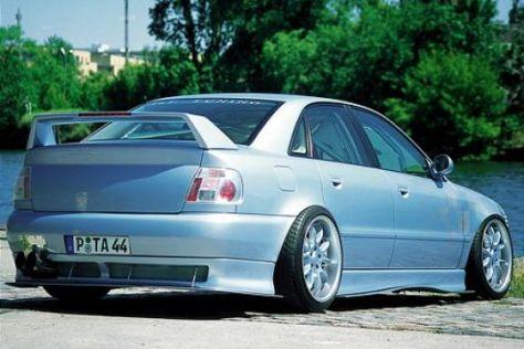 Audi A4 1.8 von Toralf Andreß