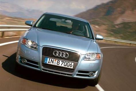Preisliste Audi A4