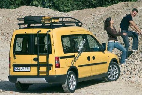 Studie Opel Combo Outdoor