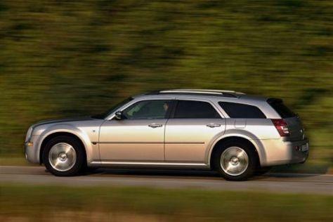 Fahrbericht Chrysler 300C Touring