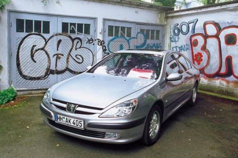 Peugeot 607 (ab 2000)