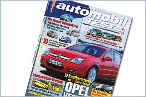 AUTOMOBIL TESTS 10/2004