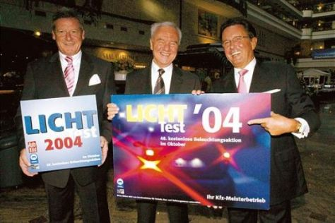 Lichttest 2004