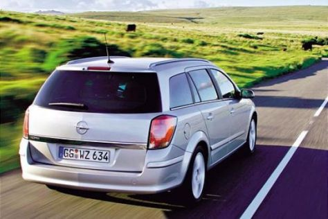 Fahrbericht Opel Astra Caravan