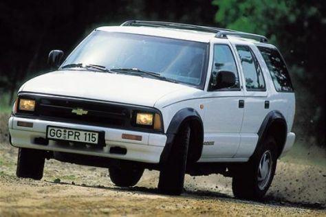 Chevrolet Blazer S (1994-2001)
