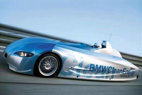 Prototyp BMW H2R