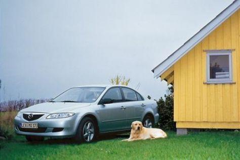 Dauertest Mazda6 Sport 1.8 Comfort