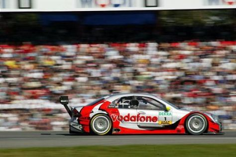 DTM-Finale in Hockenheim 2004