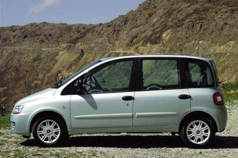 Der neue Fiat Multipla