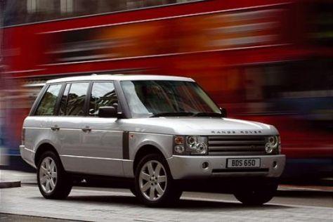 Range Rover (Modelljahr 2005)