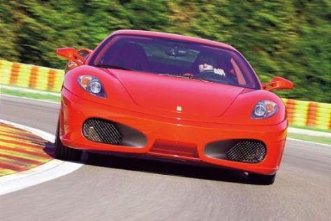 Fahrbericht Ferrari F430