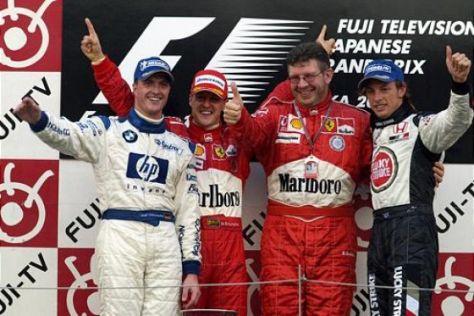 Großer Preis von Japan 2004