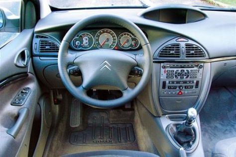 Fahrbericht Citroën C5 HDi 135
