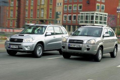 Diesel-SUV im Vergleich