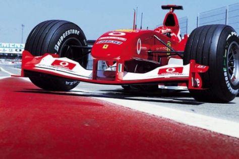 Einheitsreifen für die Formel 1