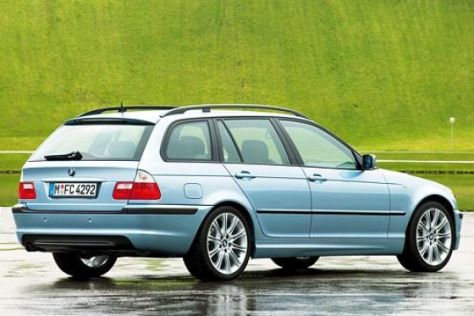 "BMW 3er Touring ""Edition 33"""