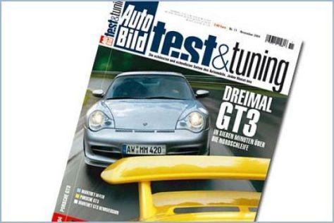 AUTO BILD TEST & TUNING 11/2004