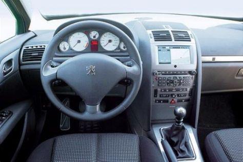 Peugeot 407 SW Prémium HDi 135