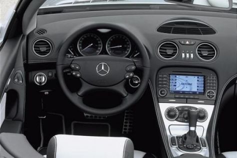 "Mercedes-Benz SL ""Edition 50"""
