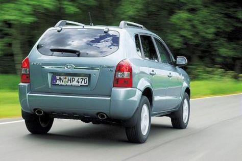 Hyundai Tucson 2.7 V6 Automatik