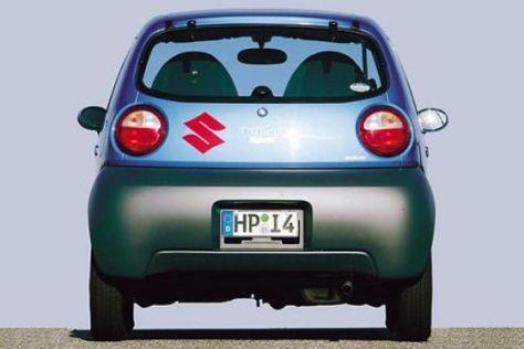 Fahrbericht Suzuki Twin Hybrid