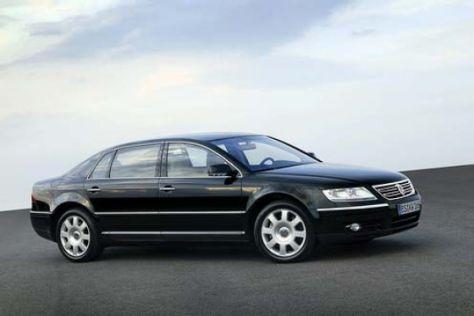 VW will Phaeton-Absatz in den USA ankurbeln
