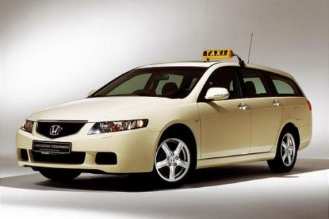 Taxi-Paket von Honda