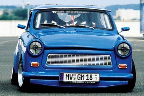 Trabant 601 von Thomas Rodewohl