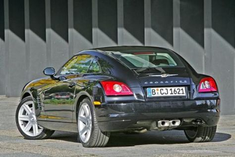 Chrysler Crossfire Black Line