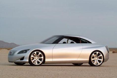 Lexus auf Europakurs