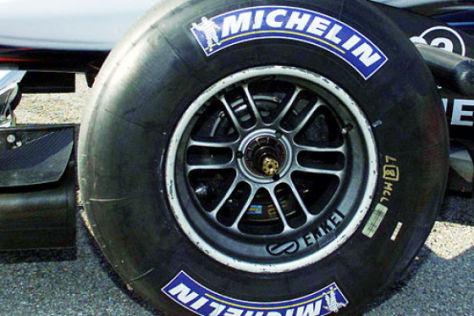 Neuer Trick im Reifen-Krieg