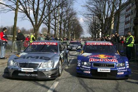 DTM 2005 in Moskau
