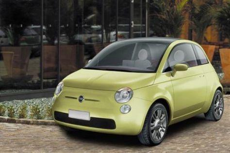 Nachfolger des Fiat 500