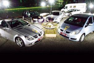 Goldenes Lenkrad 2004