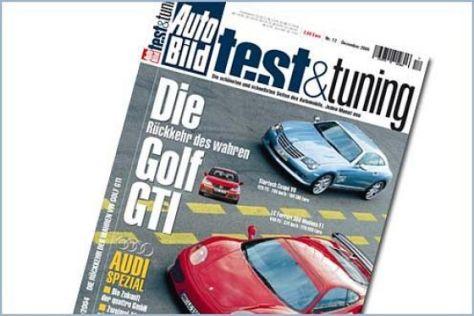 AUTO BILD TEST & TUNING 12/2004