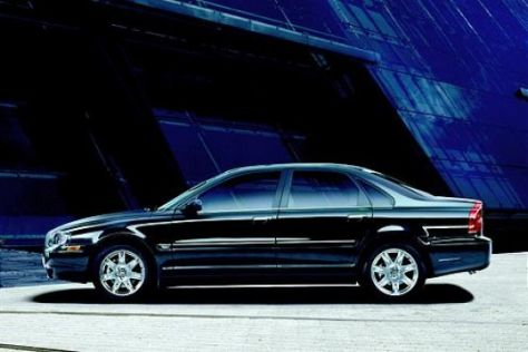 Volvo S80 Black Edition