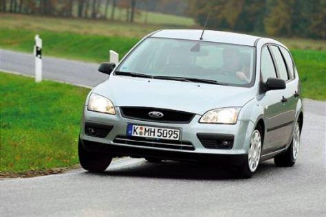 Fahrbericht Ford Focus Turnier