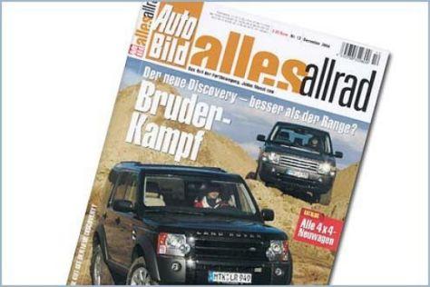 AUTO BILD ALLES ALLRAD 12/2004