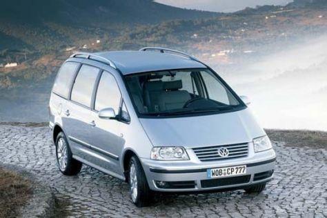 VW Sharan mit neuer Angebotsstruktur
