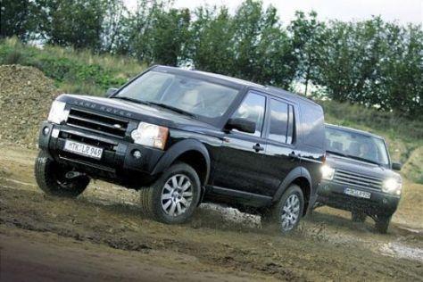 Neuer Discovery gegen Range Rover