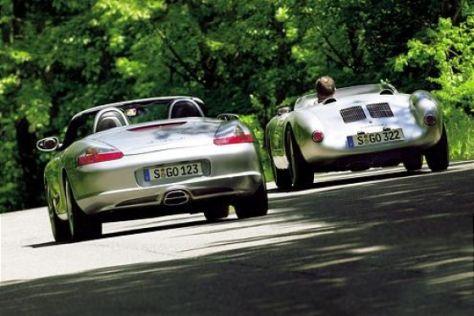 50 Jahre Porsche 550 Spyder