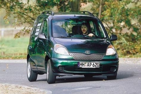 Toyota Yaris Verso (ab 1999)